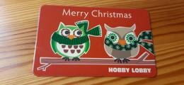 Hobby Lobby Gift Card USA - Owl - Gift Cards