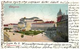 WARSZAWA - Teatr - Polen