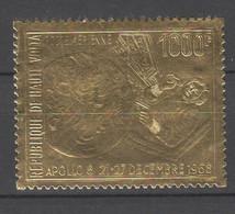 Obervolta , 1000 Fr. Goldmarke , Postfrisch - Haute-Volta (1958-1984)