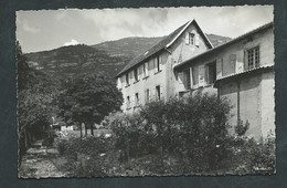 Cpsm Gf -   Veurey - Colonie Regina Coeli - N° 8 Le Jardin  ,maca 3398 - Sonstige Gemeinden