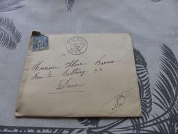 13/9. 122 , Lettre Type Sage, De Mirande à Douai, Nord, 1892 - 1877-1920: Periodo Semi Moderno