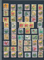 Belgian Congo : 300 Stamps With Beautiful Postmarks, Very Interesting !!  Please Look !!!! - Collections