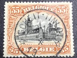 1915. STERSTEMPEL. SOHEIT-TINLOT 19. MOOI ! - Sternenstempel