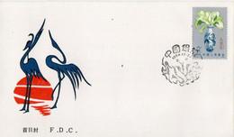 CHINE 1984 FDC - 1980-89