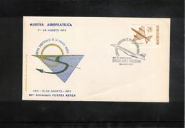 Argentina 1972 Concorde Interesting Cover - Concorde