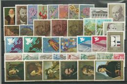 YUGOSLAVIA - COMPLETE YEAR 1977 MNH** - Unused Stamps