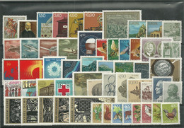 YUGOSLAVIA - COMPLETE YEAR 1978 MNH** - Unused Stamps