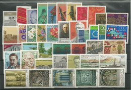 YUGOSLAVIA - COMPLETE YEAR 1979 MNH** - Unused Stamps
