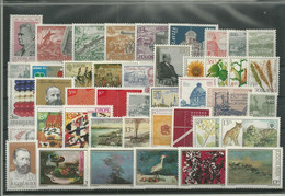 YUGOSLAVIA - COMPLETE YEAR 1981 MNH** - Unused Stamps