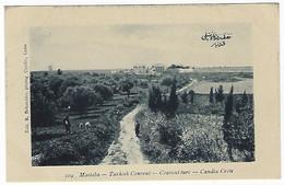 GRECE - CRETE - Mastaba - Turkish Convent - Convent Turc . Candia Crète - Grèce