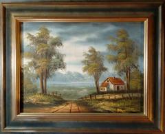 Maison à L'orée D'une Forêt, Leuf/ House On The Edge Of A Forest, Leuf - Olii
