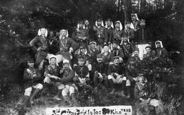 Militaria  Baccarat 20 ème Chasseurs 10 Juin 1910 80 Km - Baccarat