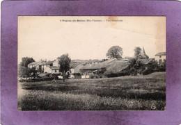 87 Peyrat De Bellac Vue Générale - Autres Communes