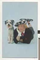 OLEG POPOV USSR CIRCUS CLOWN DOG Actor Acteur Artiste KINO Cinema Star Film 1972 - Circus
