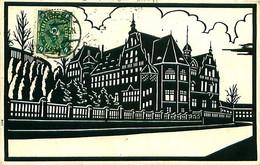 Cpa KASSEL - CASSEL - Murhard'sche Bibliotek - Kassel