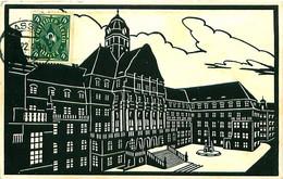 Cpa KASSEL - CASSEL - Rathaus - Kassel