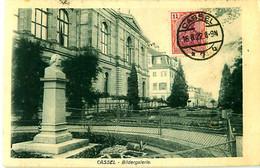 Cpa KASSEL - CASSEL - Bildergalerie - Kassel