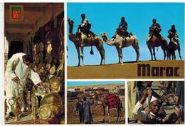 Marocco +- Folklore (viaggiata Per La Francia 1990) - Other