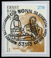 BRD BUND 2020 Nr 3521w ESST Zentrisch Gestempelt X3082BA - Usados