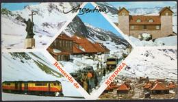 Argentina - Circa 1970 - Carte Postale - Mendoza - Panoramas - A1RR2 - Argentina