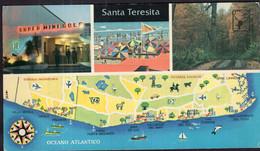 Argentina - Circa 1970 - Carte Postale - Buenos Aires - Santa Teresita - A1RR2 - Argentina