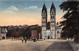 COBLENZ - Castorkirche - Koblenz