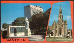 Argentina - Circa 1970 - Carte Postale - Santa Fe - Panoramas - A1RR2 - Argentina