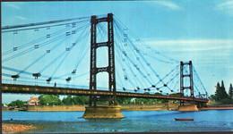 Argentina - Circa 1970 - Carte Postale - Santa Fe - Puente Colgante - A1RR2 - Argentina
