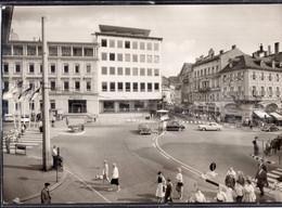 Argentina - Circa 1960 - Postkarte - Leopoldsplatz Mit Postamt - A1RR2 - Baden-Baden