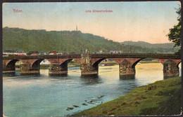 Deustchland - 1915 - Postkarte - Trier - Alte Römerbrücke - A1RR2 - Trier
