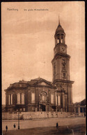 Deustchland - Circa 1910 - Postkarte - Hamburgo - Die Große Michaeliskirche - A1RR2 - Other