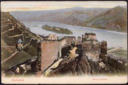 Deutschland - Circa 1920 - Postkarte - Bacharach - Ruine Stahleck - A1RR2 - Bacharach
