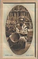 Sierra Léone Basket Weaving - Sierra Leone