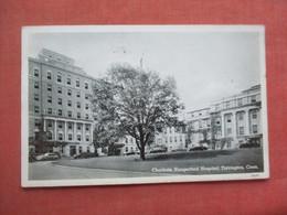 Charlotte Hungerland Hospital  Torrington   Connecticut   >    Ref 5179 - Unclassified