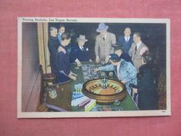 Playing Roulette    Nevada > Las Vegas  >    Ref 5179 - Las Vegas