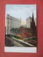Trinity Building & Church New York > New York City          Ref 5179 - Unclassified