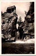 (3 A 15) Older Postcard - France - (b/w) Le Saut Du Loup (waterfall) - Unclassified