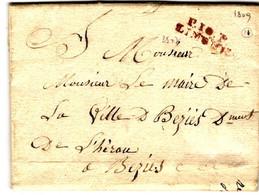 52264 - P 10 P LIMOUX  / MONTAZELS - 1801-1848: Precursori XIX