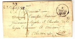 52287 - 10 LA GRASSE - 1801-1848: Precursori XIX