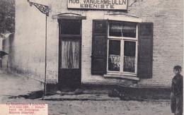 MOL Louvain La Catastrophe A Louvain Le 14 Mai 1906 Boulevard De Jodoigne Maison Lezardee - Leuven