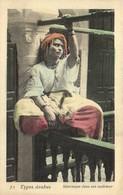 Types Arabes Mauresque Dans Son Intérieur Colorisée RV - Women