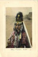 Une Ouled Nails Et Ses Bijoux Colorisée RV - Women
