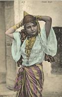 Femme Arabe Mains Derrière La Tete Colorisée RV - Women