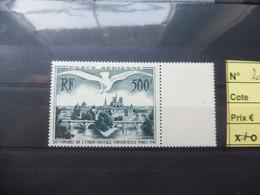 France Frankrijk Poste Aerienne Vlug Neuf ** Mnh Parfait Numero 20 - 1927-1959 Mint/hinged