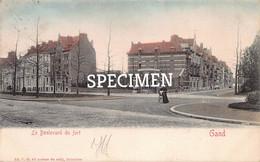 Le Boulevard Du Fort @  Gand - Gent - Gent