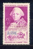 Algerien Algerie 1949 - Michel Nr. 282 * - Ongebruikt