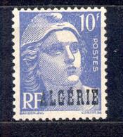 Algerien Algerie 1945 - Michel Nr. 239 ** - Ongebruikt