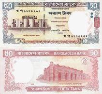 Bangladesh 2005 - 50 Taka - Pick 41 UNC - Bangladesh
