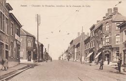 JUMET, Commune De CHARLEROI, Chaussée De Bruxelles, Carrefour De La Chaussée De Gilly, ANIMATION - Charleroi