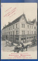 TROYES Grand Hôtel St LAURENT   Garage Dans L'Hôtel - Troyes